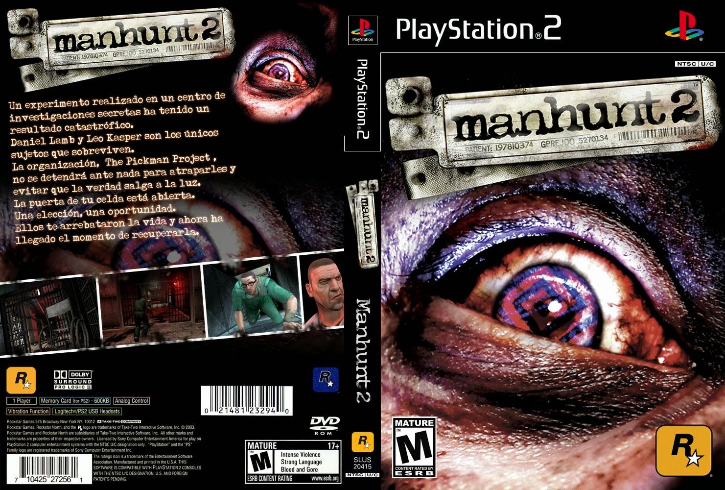 Manhunt mobile website